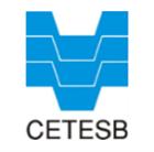 Redirecionamento para o sítio da Cetesb