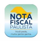Redirecionamento para a página da Nota Fiscal Paulista